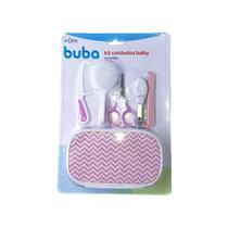 Kit Higiênico Cuidados com O Bebê Rosa 7286 - Buba -