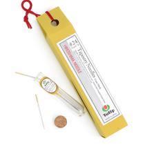 Kit Hiroshima de Agulhas para Bordar Tulip nº 24 - 6 Unidades -