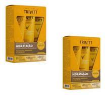 Kit Home Care Trivitt Com Hidratação (02 Unidades) - Itallian