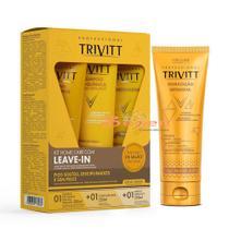 Kit Home Care Trivitt + Hidratação 300g - Itallian -
