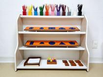 Kit Homeschooling Preparação Escrita - Smirna Montessori
