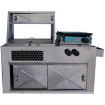 Kit Hot Dog para Carros Hatch R2 com Chapa e Molheiras R0041 -
