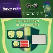Kit Hprime Película Curves + Capa  Samsung  S10e -