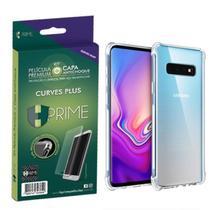 """Kit HPrime Película Curves Pro 3 + Capa para Samsung Galaxy S10e 5.8"""" -"""