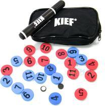 Kit imas Reposicao Quadro Tatico Magnetico 1 a 11 - KIEF -