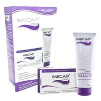 Kit Imecap Cellut Redutor de Celulite - Divcom s a