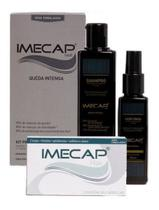 Kit Imecap Hair Queda Intensa Original C/ Nota - Imecap - Divcom