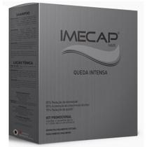Kit Imecap Hair Queda Intensa Shampoo 300ml + Loção 100ml - Divcom Pharma
