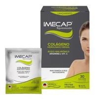 Kit Imecap Rejuvenescedor Colágeno Verisol + ácido Hialu 30 Sachês -