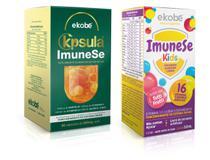 Kit Imunidade: ImuneSe Kpsula (60 caps) + Imunese Kids 50ml - Ekobé -