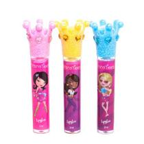 Kit Infantil com 3 Lip Gloss Discoteen -