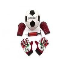 Kit Infantil Goleiro para Futebol Completo - Leader