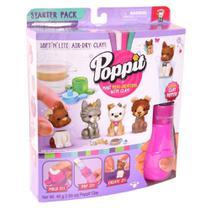 Kit Inicial Poppit Mini Mascotes-  DTC -