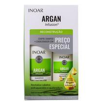 Kit Inoar Argan Infusion Reconstrução (2 Produtos) -
