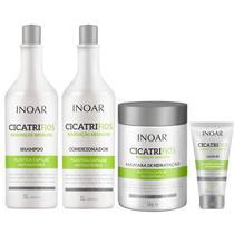 Kit Inoar Cicatrifios Salon  (4 Produtos) -