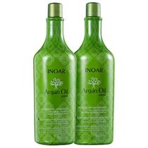 Kit Inoar Shampoo + Condicionador Argan Oil - 2x1L -