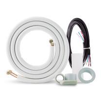 Kit Instalação de Ar Condicionado Split  18000 A 30000 Btus - Electrolux