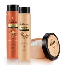 Kit Instance Karité Shampoo,Condicionador e Máscara - Eudora