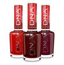 Kit Intensificador de Vermelho DNA Italy Intensa Cor - 3 un. -