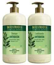 Kit Jaborandi Shampoo + Condicionador 1 Litro - Bio Extratus