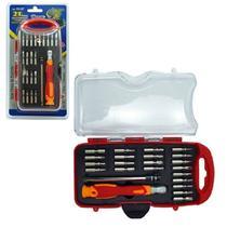 Kit Jogo de ferramentas 21 Peças para Eletronicos - Western