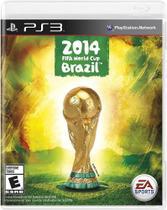 Kit Jogos Sonic Generations e Copa Mundo da Fifa 2014 PS3 - Sony