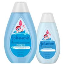 Kit Johnson's Baby Cheirinho Prolongado - Shampoo 400ml + Condicionador 200ml -