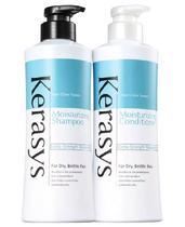 Kit Kerasys Moisturizing Profissional Duo (2 Produtos) -