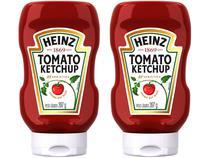 Kit Ketchup Tradicional Heinz 397g - 2 Unidades