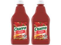 Kit Ketchup Tradicional Quero 400g - 2 Unidades