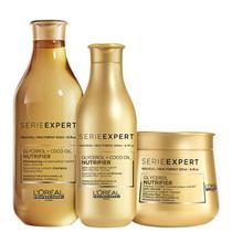 Kit L'Oréal Professionnel Serie Expert Nutrifier Trio (3 Produtos) - Loreal