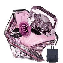 Kit La Nuit Trésor Lancôme Eau de Toilette  Perfume Feminino 50ml+Lancôme Idôle - Mochila -
