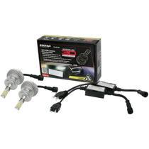 Kit Lâmpada Shocklight 3D LED Powerled H7 6000k 9000lm SLL20007 -
