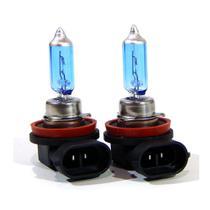 Kit Lâmpadas Automotivas Gauss Super Branca H16 12V 19W -