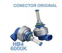 Kit Lampadas Super Led Hb4 6000k Super Branca Sem Reator - Shocklight