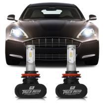 Kit Lampadas Ultra Led Headlight H8 H11 Hb3 Hb4 6000K Com Reator - Tiger -