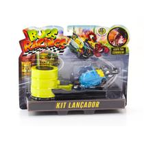 Kit Lançador Bugs Racings Blast - DTC -