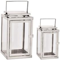 Kit Lanterna Prata - Mart