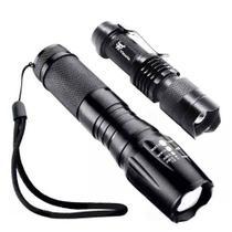 Kit Lanternas: Tatica Militar X900 + Mini Lanterna Cree Led -