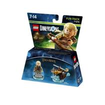 Kit Lego Dimensions Lord Of The Rings Legolas Fun Pack 71219 -