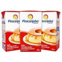 Kit Leite Condensado Piracanjuba 3x395g -