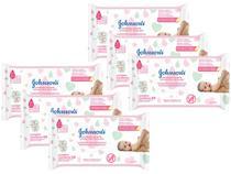 Kit Lenço Umedecido Johnsons Baby Extra Cuidado - 288 Unidades