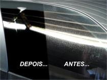 Kit Limpa E Restaurador Vidros Removedor Chuva Ácida Vonixx -