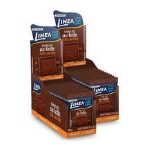 Kit Linea Mini Chocolate Ao Leite Zero Lactose 13G - 30 Unidades -