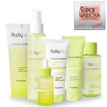 Kit Linha Ruby Skin Proteção Urbana Ruby Rose Facial -