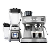 Kit Liquidificador Active Sense e Cafeteira Espresso Oster -