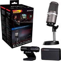 Kit Live Stream BO311 AVerMedia -