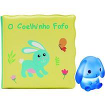 Kit Livrinho de Banho e Coelhinho que Acende - Buba -