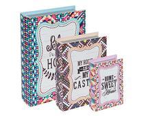 Kit livro caixa - 3 pcs - Mart