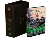 Kit Livros Box O Senhor dos Anéis + O Hobbit - J. R. R. Tolkien